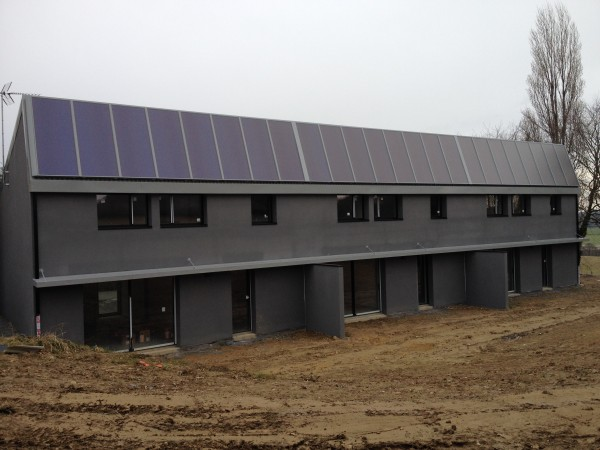 Maisons solaires COLLINEE
