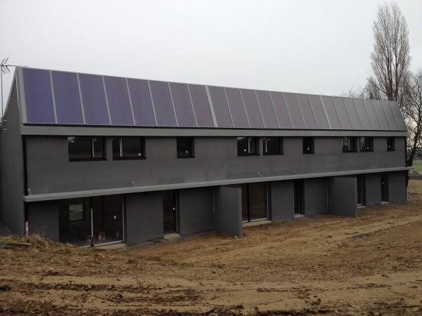 Maisons solaires COLLINEE