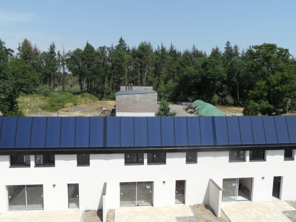 Maisons solaires SAINT-JACUT-DU-MENE