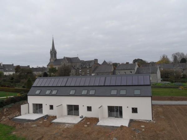 Maisons solaires LANGOURLA