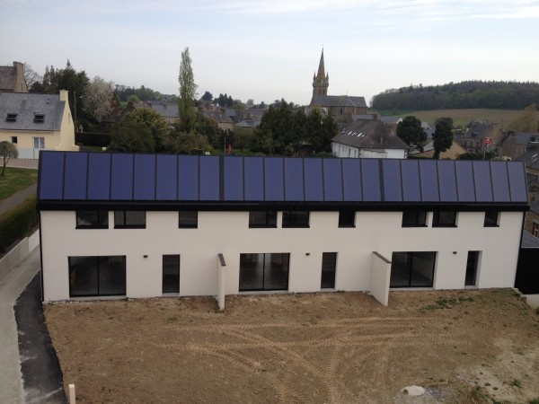 Maisons solaires LE GOURAY